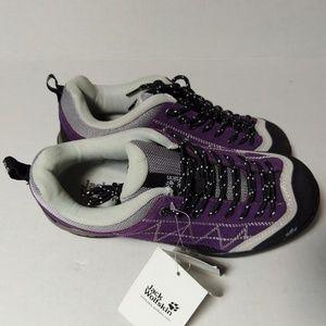 Jack Wolfskin Unisex Shoes Size 5 Eur 37 Vibram